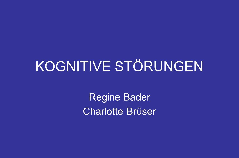 Regine Bader Charlotte Brüser