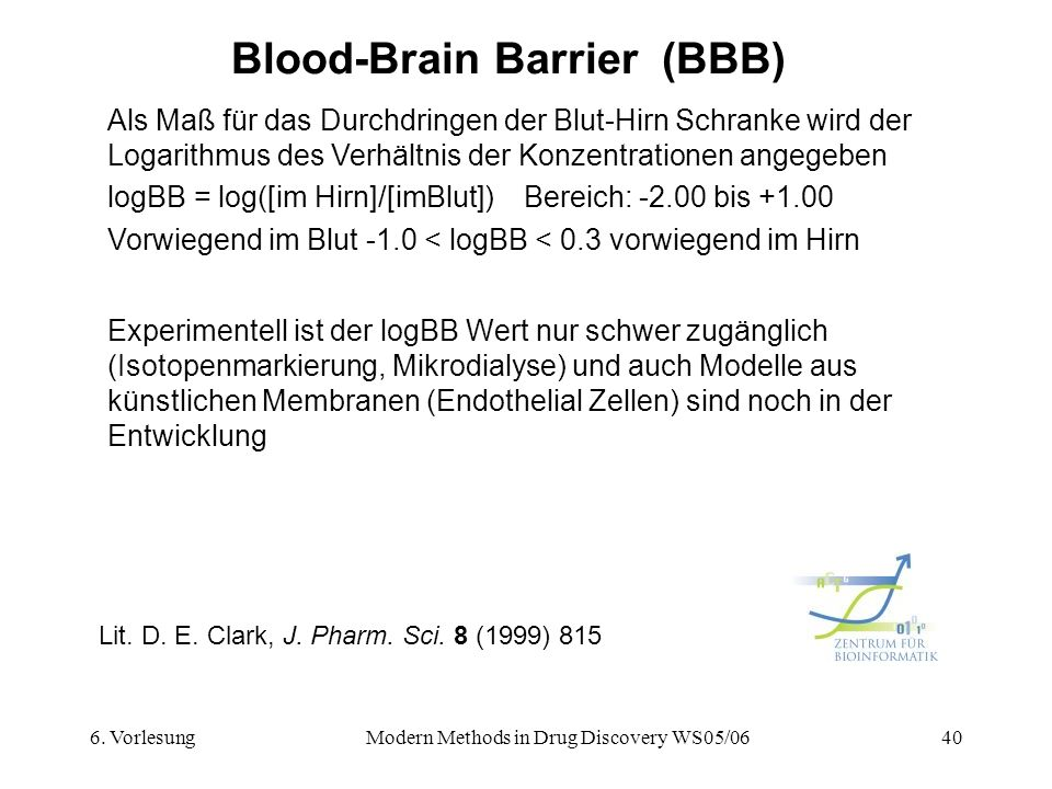 Blood-Brain Barrier (BBB)