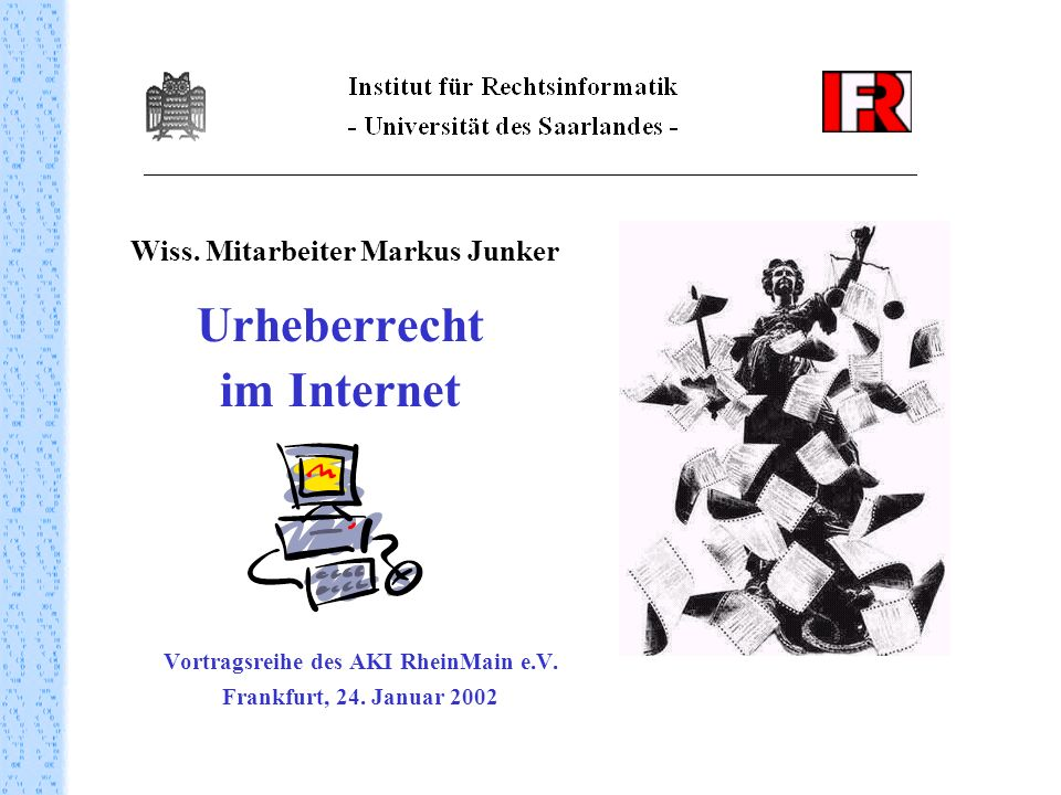Vortragsreihe des AKI RheinMain e.V.
