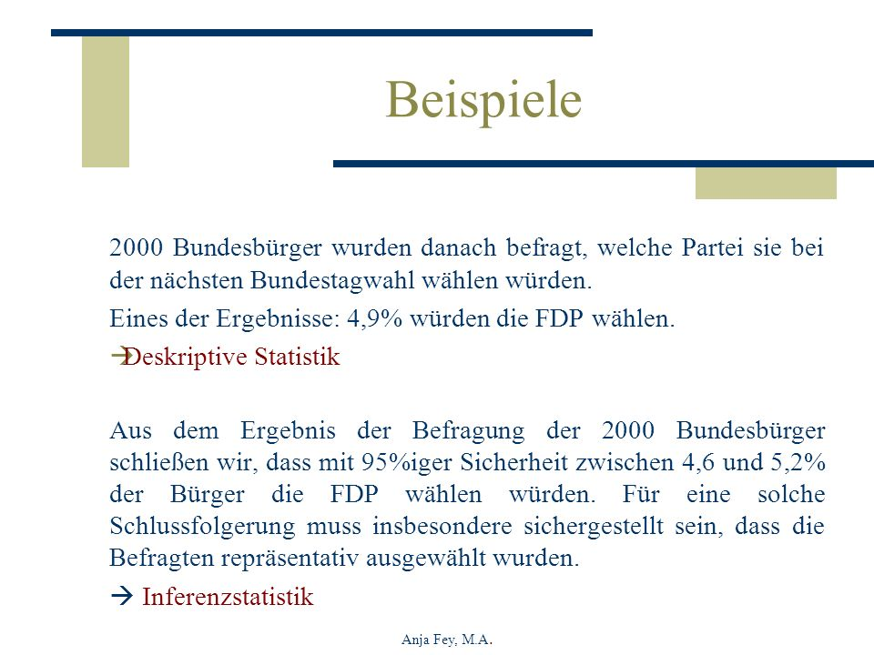 Beispiele 2000 Bundesbürger wurden danach befragt, welche Partei sie bei der nächsten Bundestagwahl wählen würden.