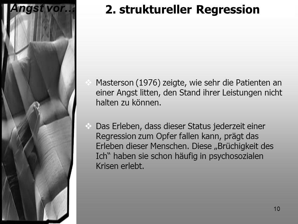 struktureller Regression
