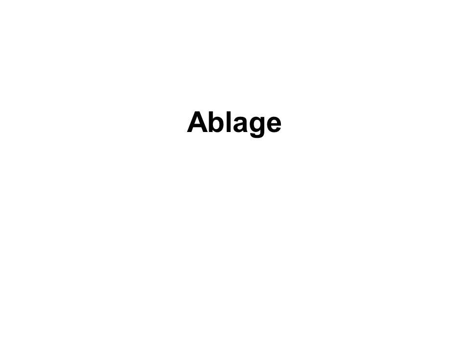 Ablage