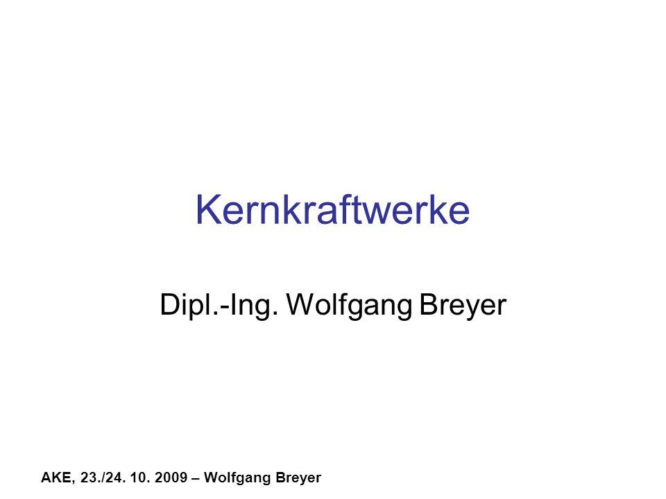 Dipl.-Ing. Wolfgang Breyer
