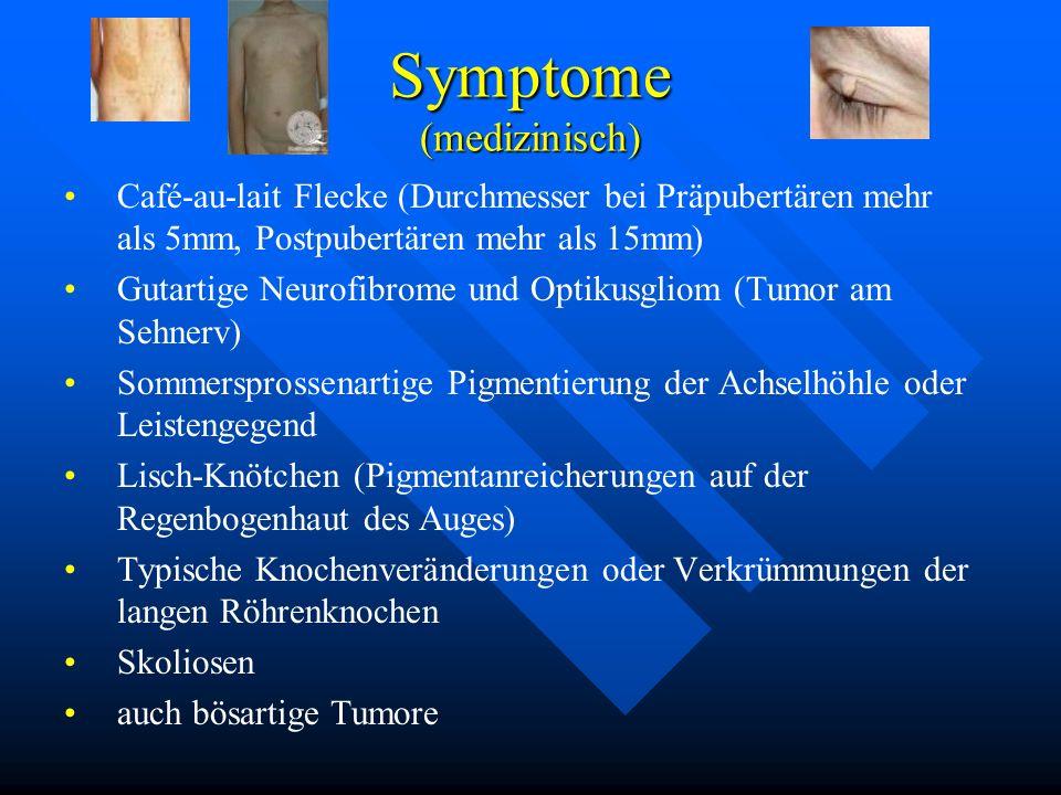 Symptome (medizinisch)
