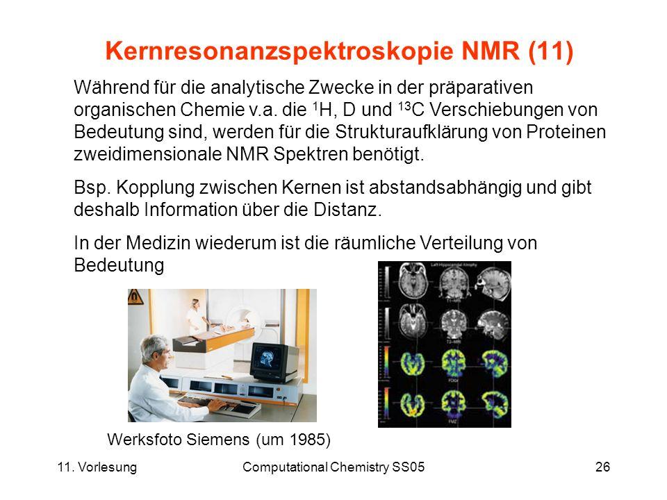 Kernresonanzspektroskopie NMR (11)