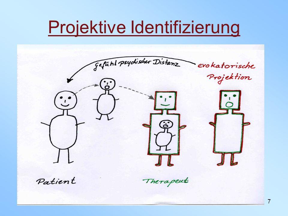 Projektive Identifizierung