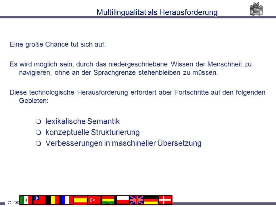 Multilingualität als Herausforderung