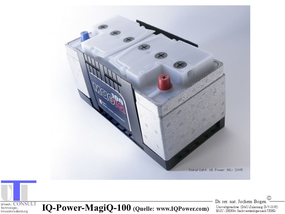 IQ-Power-MagiQ-100 (Quelle: www.IQPower.com)