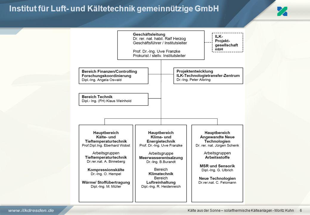 Institut für Luft- und Kältetechnik gemeinnützige GmbH