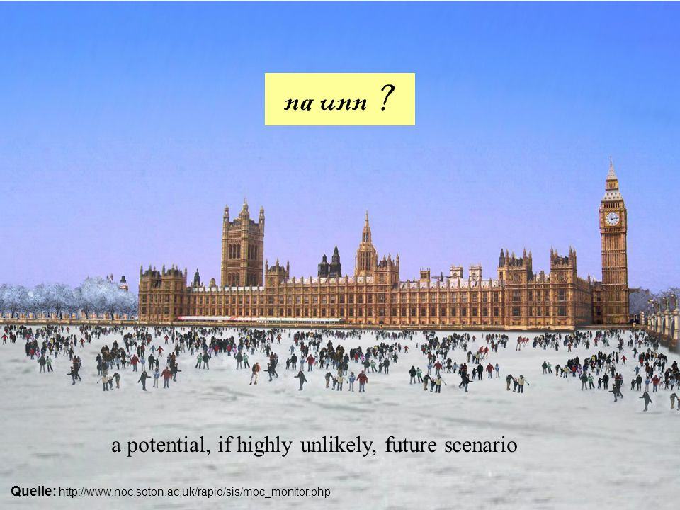 na unn a potential, if highly unlikely, future scenario
