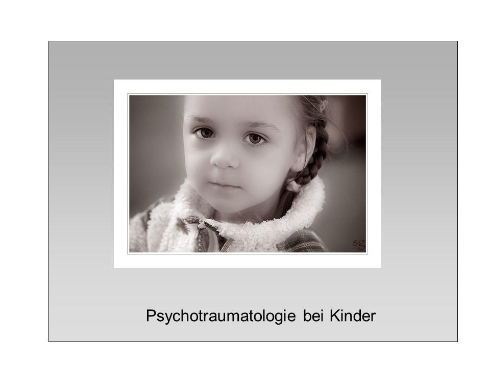 Psychotraumatologie bei Kinder