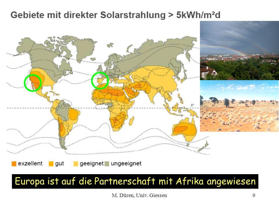 Europa ist auf die Partnerschaft mit Afrika angewiesen