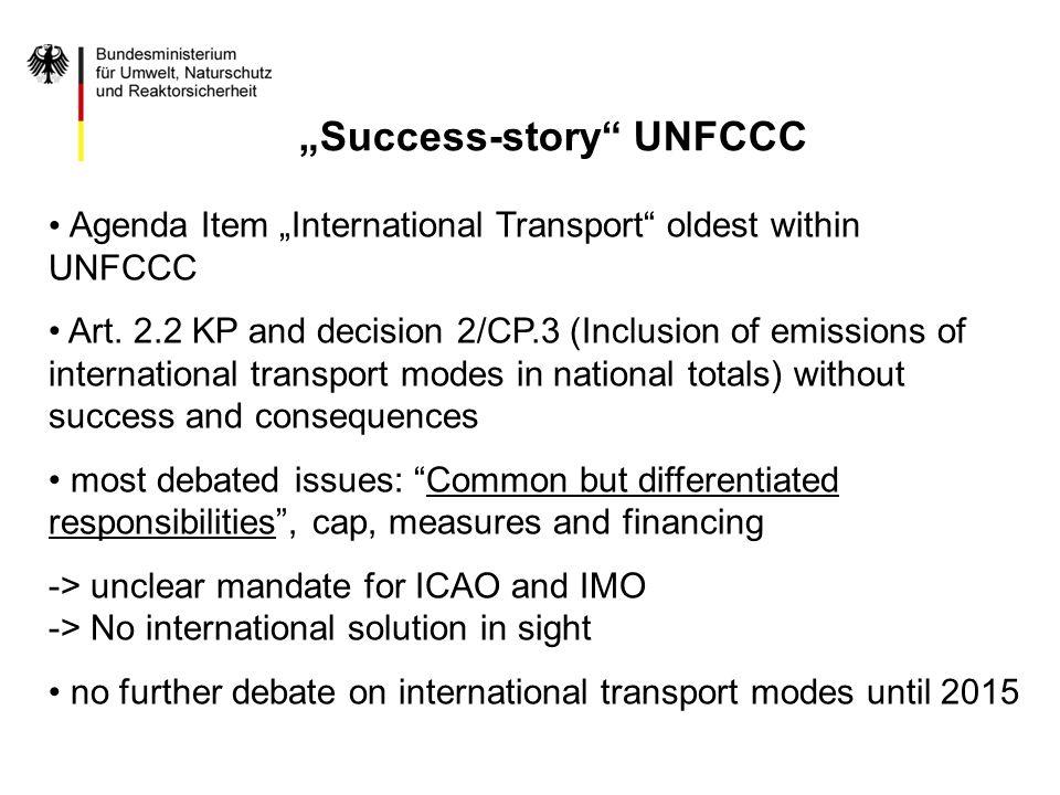 """""""Success-story UNFCCC"""