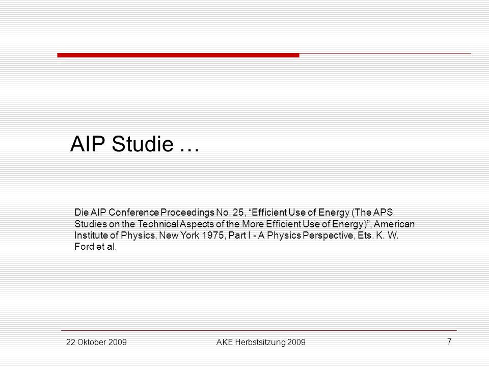 AIP Studie …