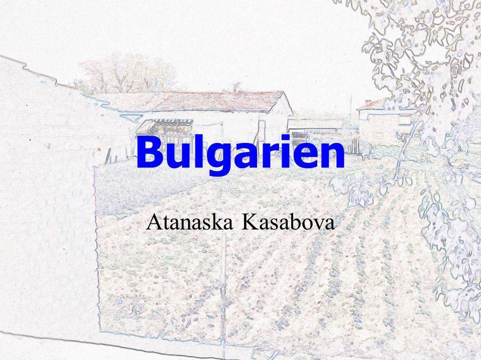 Bulgarien Atanaska Kasabova