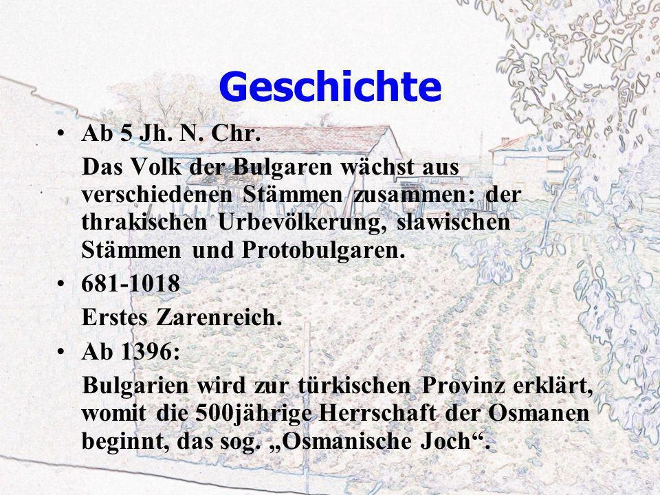 Geschichte Ab 5 Jh. N. Chr.