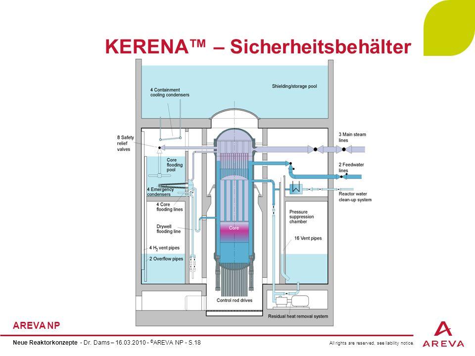 KERENA™ – Sicherheitsbehälter