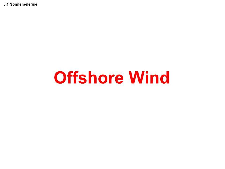 3.1 Sonnenenergie Offshore Wind