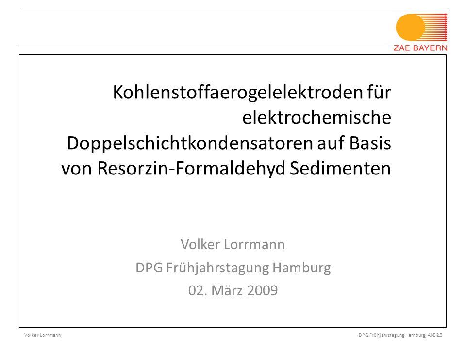 DPG Frühjahrstagung Hamburg
