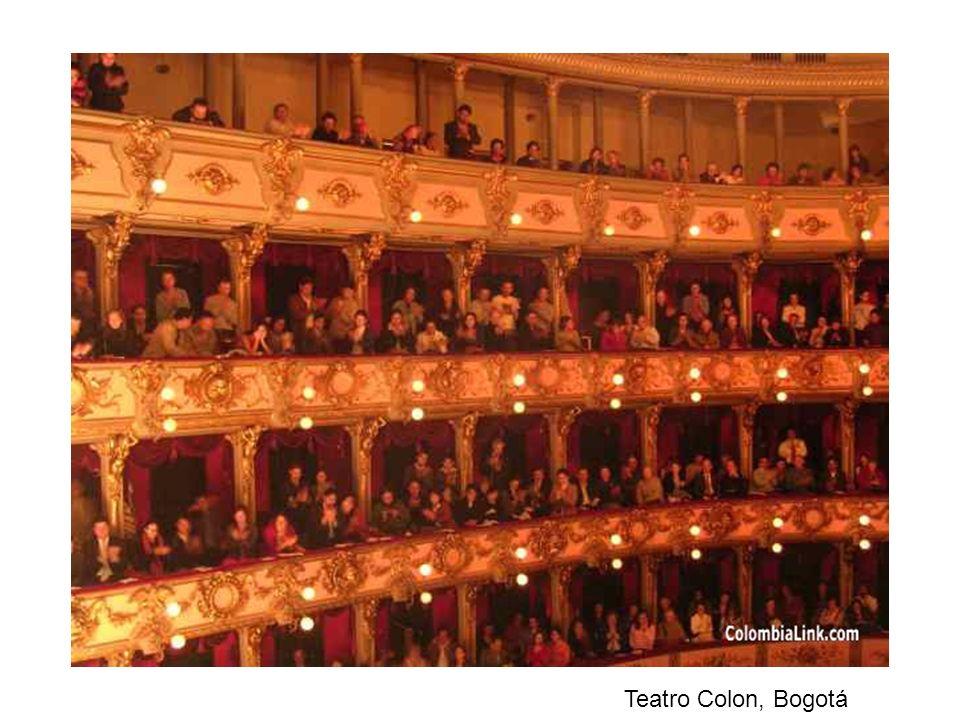 Teatro Colon, Bogotá