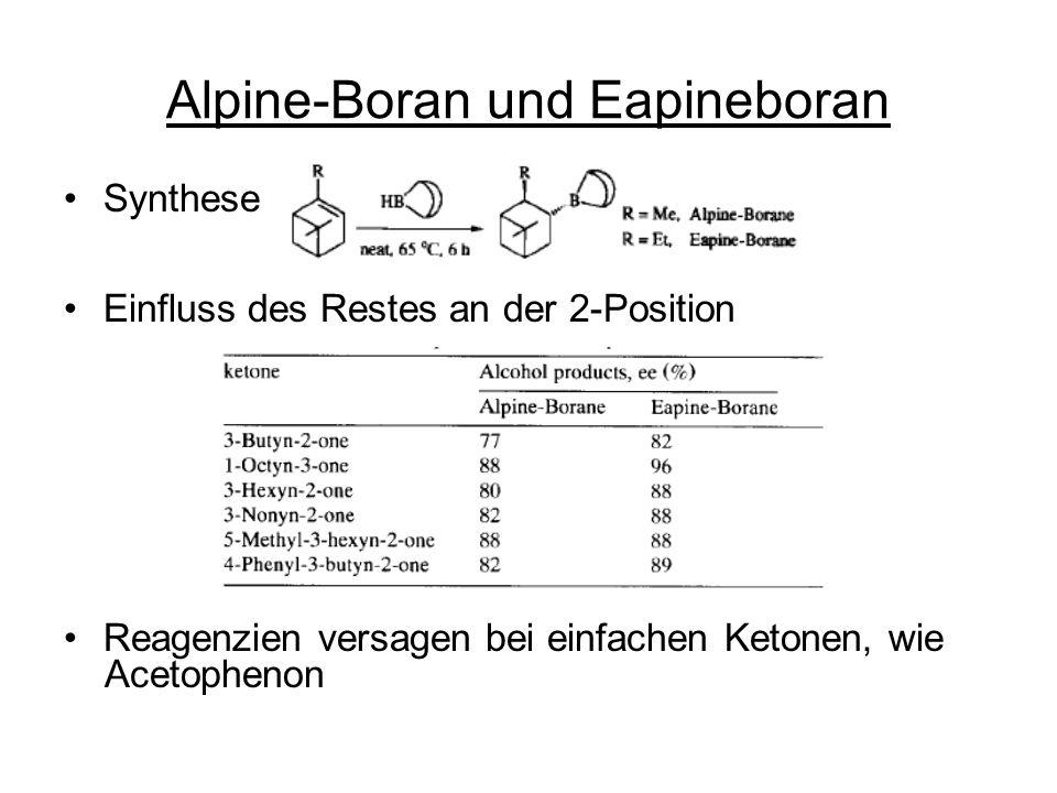 Alpine-Boran und Eapineboran