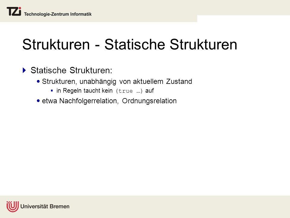 Strukturen - Statische Strukturen