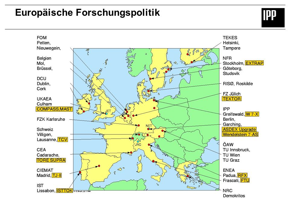 Europäische Forschungspolitik