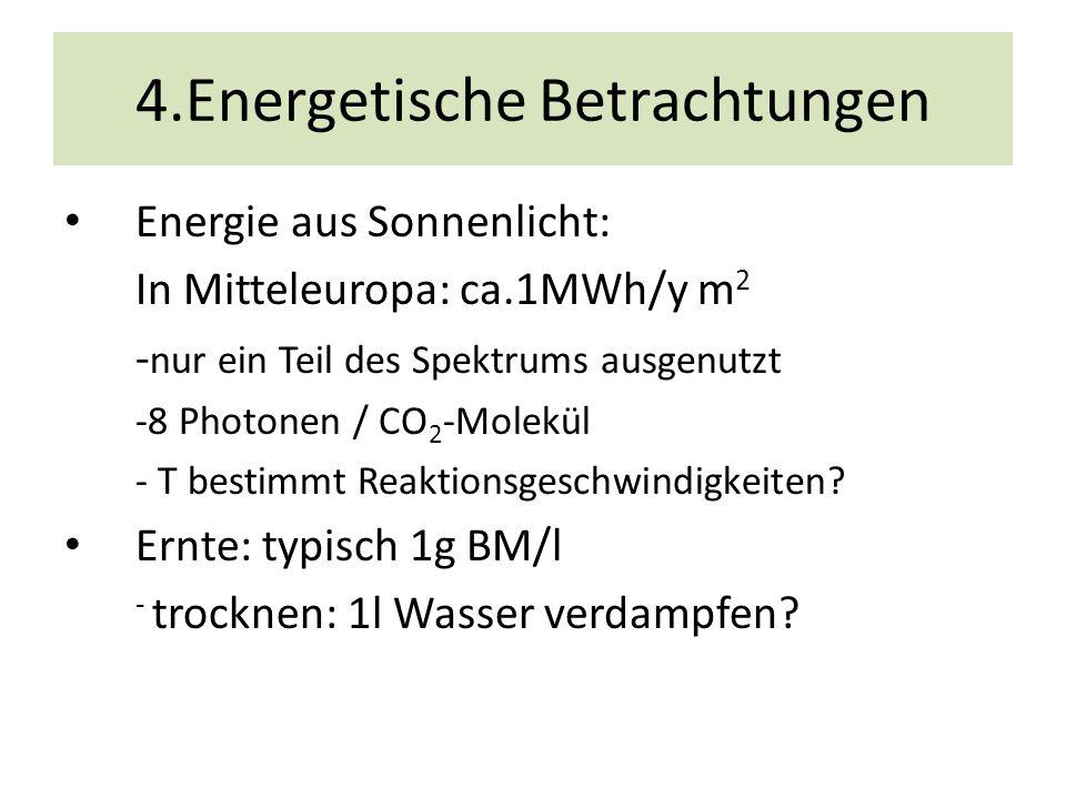 4.Energetische Betrachtungen