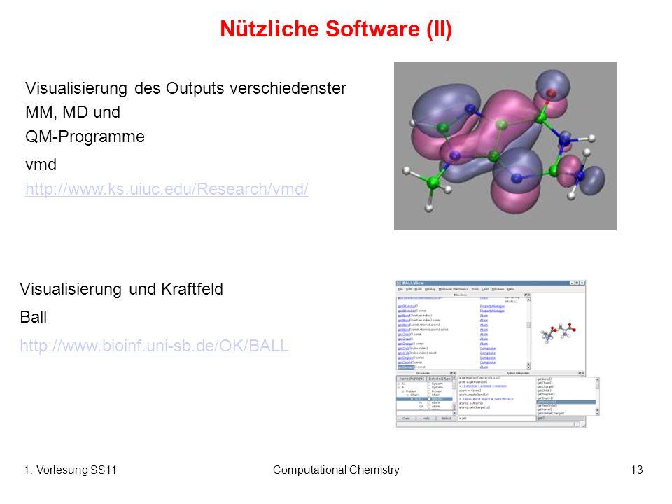 Nützliche Software (II)