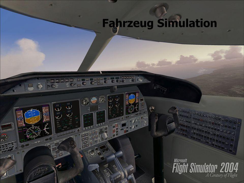 Fahrzeug Simulation