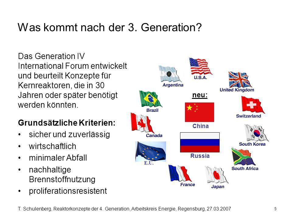 Was kommt nach der 3. Generation