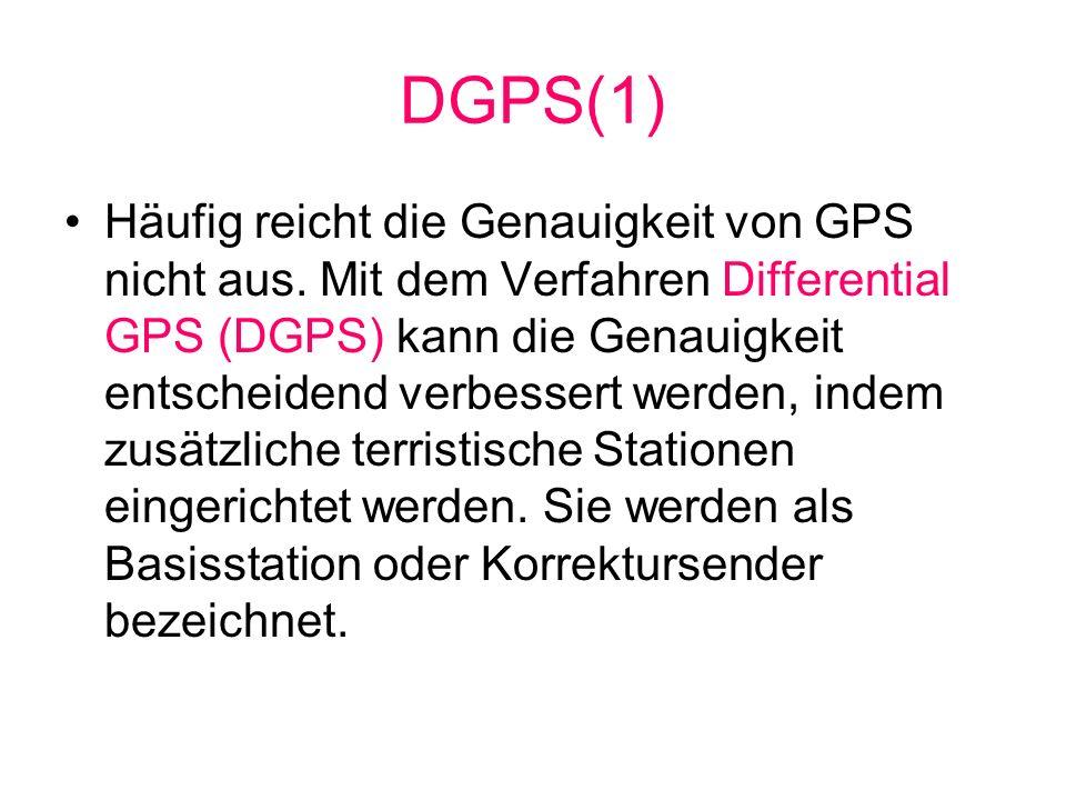 DGPS(1)