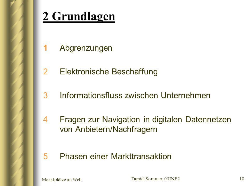 2 Grundlagen 1 Abgrenzungen 2 Elektronische Beschaffung