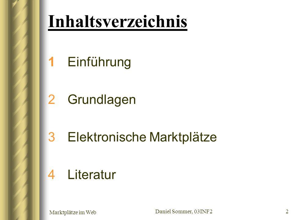 Inhaltsverzeichnis 1 Einführung 2 Grundlagen