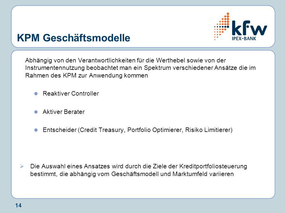 KPM Geschäftsmodelle