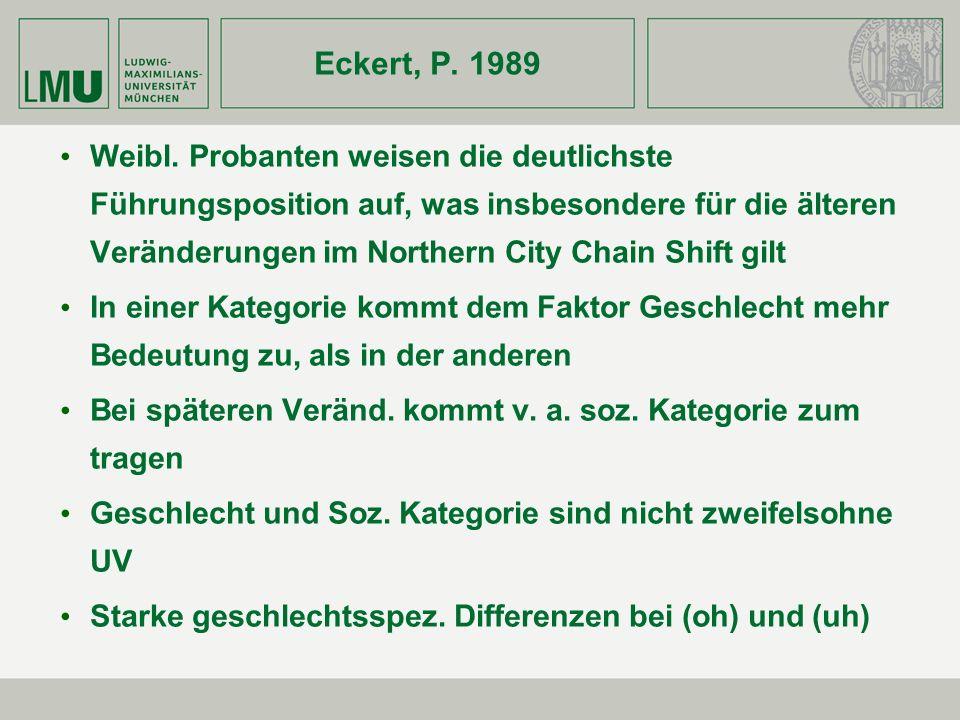 Eckert, P. 1989