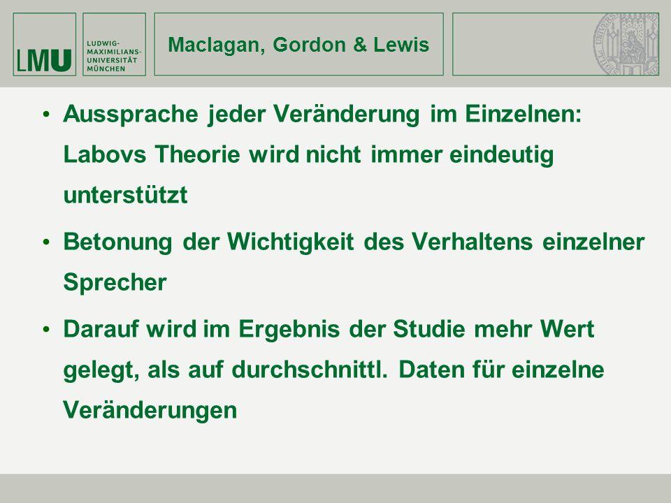 Geschlechtsspezifische Unterschiede und Sprachwandel - ppt video ...