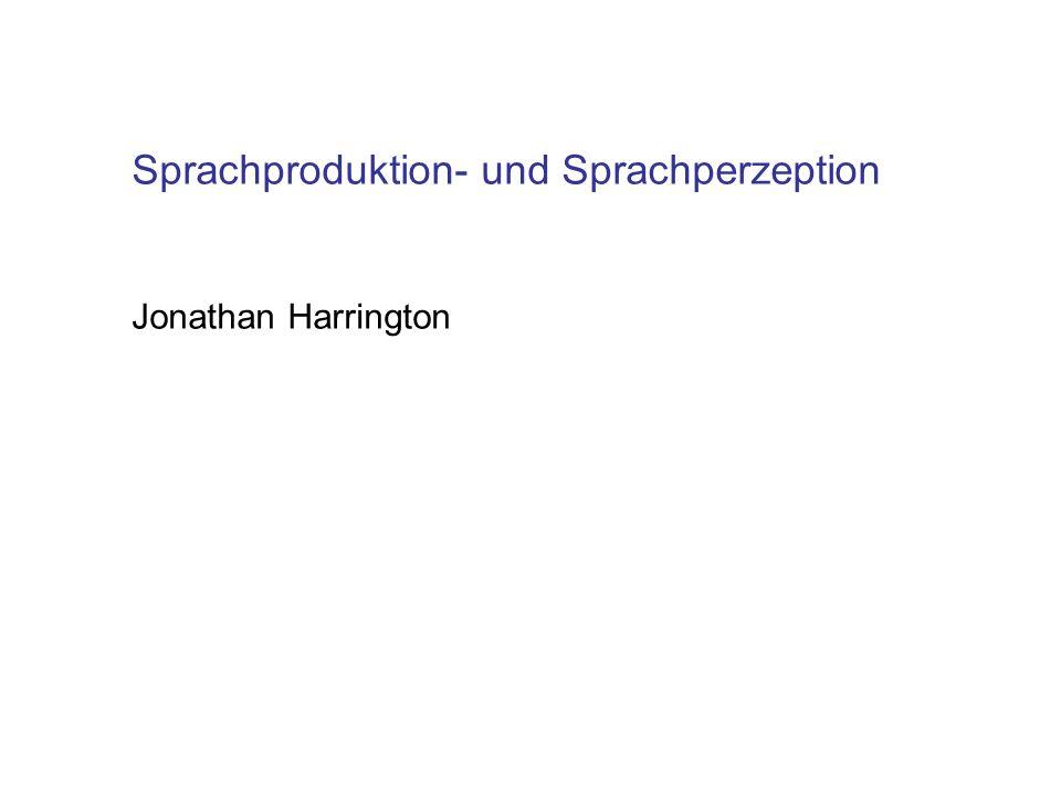Wunderbar Anatomie Und Physiologie Der Sprachproduktion Galerie ...