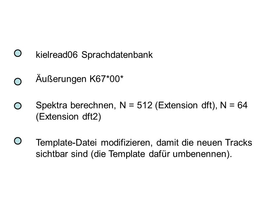 kielread06 Sprachdatenbank