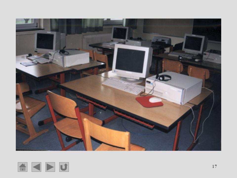 Foto Computerraum