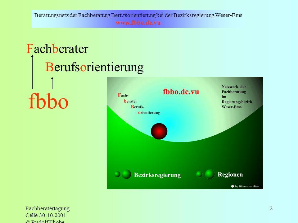 fbbo Fachberater Berufsorientierung www.fbbo.de.vu