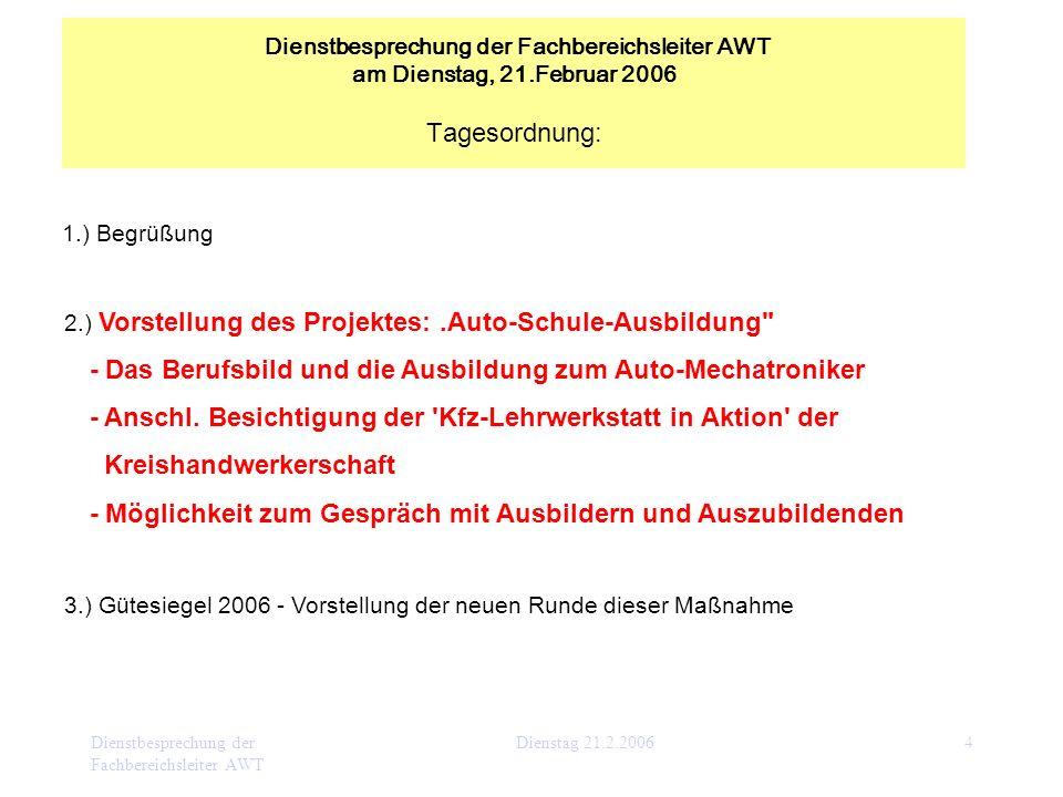 - Das Berufsbild und die Ausbildung zum Auto-Mechatroniker