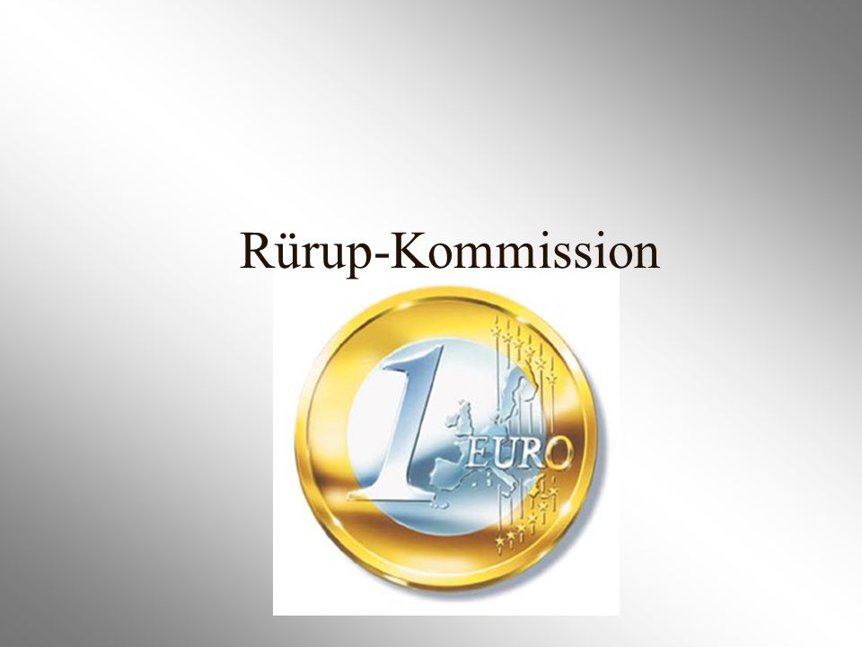 Rürup-Kommission