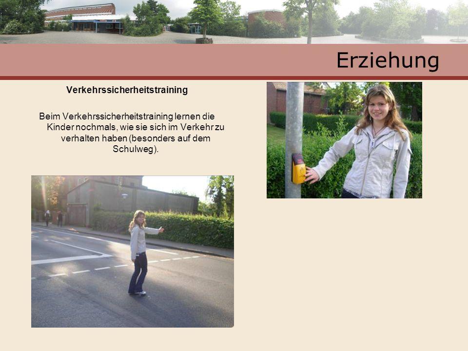 Verkehrssicherheitstraining