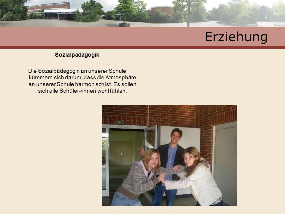 Erziehung Sozialpädagogik
