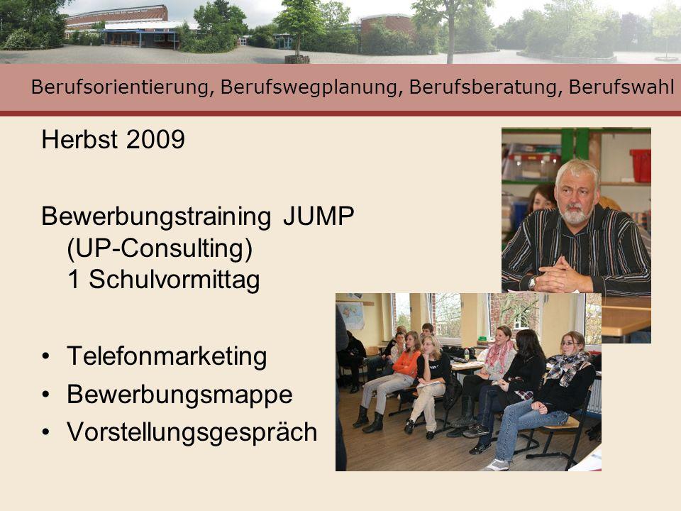 Berufsorientierung, Berufswegplanung, Berufsberatung, Berufswahl