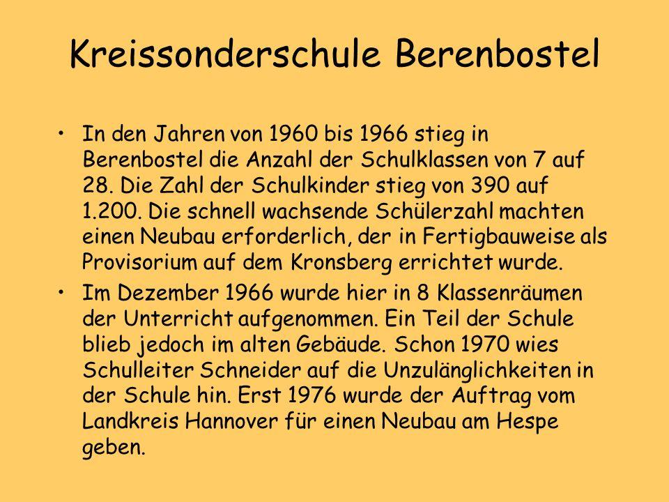 Kreissonderschule Berenbostel