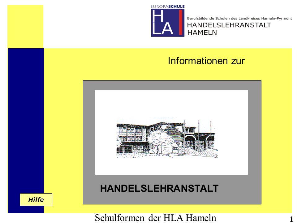 HANDELSLEHRANSTALT Informationen zur Hilfe