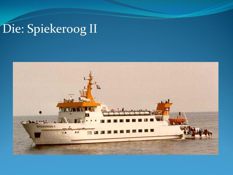 Die: Spiekeroog II