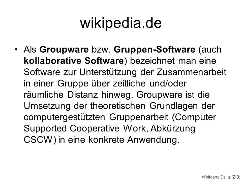 wikipedia.de